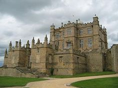 Colvin Family History   The Little Castle at Bolsover