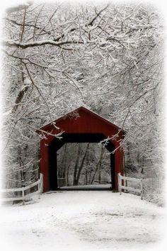 Sandy Creek #Covered #Bridge - Hillsboro, #MO   -   http://dennisharper.lnf.com/