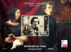Chopin 2010, République du Tchad