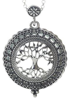 "Tree of Life 4x Magnifier Magnifying Glass Sliding Top Magnet Pendant Necklace, 30"" Artisan Owl http://www.amazon.com/dp/B00YSV1BQO/ref=cm_sw_r_pi_dp_Dn.Cwb02QDYY7"