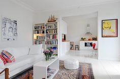 스웨덴 아파트 인테리어 ⑤ : 네이버 블로그