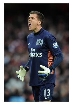 Szczesny pleased to have established himself as No.1