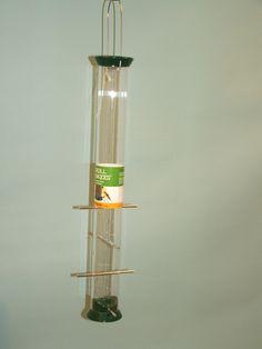 Greatest Bird Feeders - Sunflower Feeder 23 in., Green, $64.50 (http://www.greatestbirdfeeders.com/sunflower-feeder-23-in-green/)