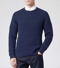 Reiss Pilot Knitwear