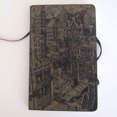 Mattias Adolfsson sketchbook cover