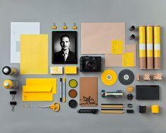 Branding pour un photographe
