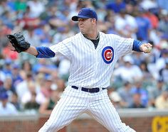Paul Maholm pitched 8-2/3 innings in Friday's Cubs win over the Astros