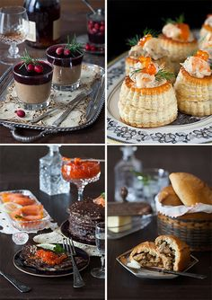 Russian Monday: Top 8 Russian Appetizers for New Year's Eve Celebration at Cooking Melangery #russian_food, #appetizer, #new-year, #party