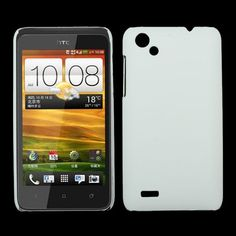 Hard Shell (Hvit) HTC One SC Deksel
