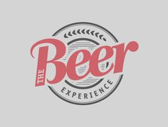The Beer Experience on Behance