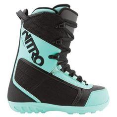 Nitro Fader Womens Snowboard Boots