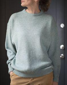 482c80779e Shetland wool sweater unisex vintage. Laurel green shade wool pullover.  Unisex Sweater Wool. Sweater Knit 80s Size M. Winter sweater gift