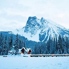 Emerald Lake Lodge, Field, B.C.