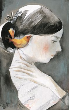 'My Letter To The World and Other Poems'...Isabelle Arsenault is the artist