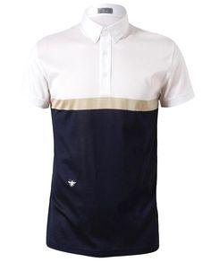 DIOR HOMME | Colour  #gym #fitness #fit #men #mensfitness #menshealth #polo #shirts #poloshirts Sports Polo Shirts, Polo Rugby Shirt, Rugby Shirts, Le Closet, Knit Shirt, Fit Men, Gym Fitness, Mens Suits, Shirt Designs
