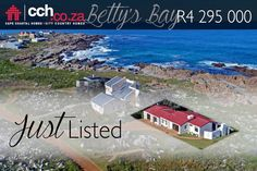 What a fantastic investors opportunity to own a beach front home on the lovely tranquil shoreline of Betty's Bay in the shadow of the Palmiet Mountain and the Kogelberg Biosphere. The house comprises of 2 bedrooms, a study (or a third bedroom), one bathroom with a bath and a separate WC with a hand basin and an open plan dining room, kitchen and lounge. 𝘾𝙤𝙣𝙩𝙖𝙘𝙩 Anna Wiese 𝙤𝙣 072 331 1959 / 𝙖𝙣𝙣𝙖@𝙘𝙘𝙝.𝙘𝙤.𝙯𝙖 #CCH #overberg #bettysbay #solemandate #familyhome #3bedroom… Room Kitchen, Dining Room, Vacant Land For Sale, Beachfront House, Luxury Property For Sale, Plots For Sale, Coastal Homes, Real Estate Marketing, Open Plan