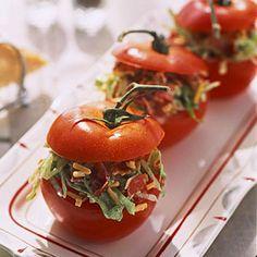 BLT-Stuffed Tomatoes