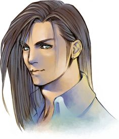 """""""But...who cares!? I speak with passion, from the heart! That's what matters most."""" - Laguna Loire (FFVIII)"""
