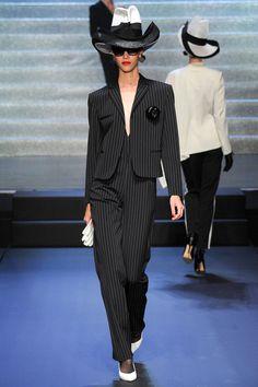 Jean Paul Gaultier Spring 2015 RTW – Runway – Vogue