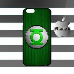 Green Lantern Logo iPhone 6 Case Cover