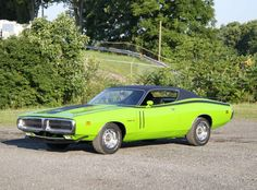 1971 DODGE CHARGER RT 440/727