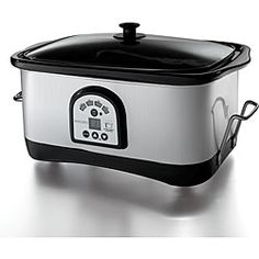 I need......@Overstock - Every kitchen needs a durable slow cooker  Euro Pro 7-quart slow cooker includes a crockpot and recipe booklet  Kitchen appliance offers stainless steel pots with removable stoneware inserts  http://www.overstock.com/Home-Garden/Euro-Pro-Rectangular-Slow-Cooker/3511639/product.html?CID=214117 $61.99