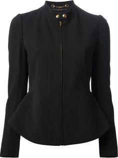 Gucci Peplum Jacket