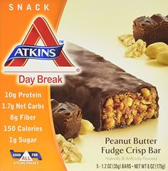 The Product Day Break Bar Peanut Butter Fudge Crisp 5 bars  Can Be Found At - http://vitamins-minerals-supplements.co.uk/product/day-break-bar-peanut-butter-fudge-crisp-5-bars/