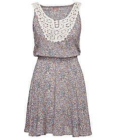 Review Blumenkleid   #dress  #festival  #flower  www.fashion.engelhorn.de