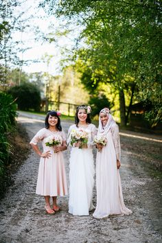 Richard and Clarissa's colourful farm wedding in Melbourne-120