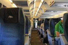 Via Rail Train Interior
