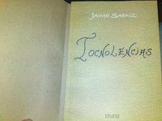 Tocnolencias - Jaime Saenz