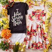 Take a look at the Spring Pickings event on #zulily today!