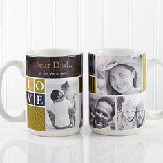 Photo Fun For Him Personalized Coffee Mug- 15 oz.