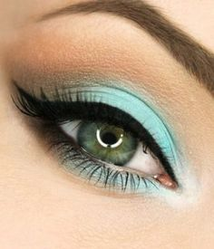 Eye Makeup For Green Eyes #green #eyes #makeup #eyeshadows