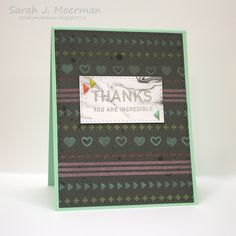 My Impressions: Simon Says Stamp Together Card Kit: You Are Incredible!