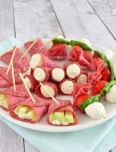 3x snelle salami hapjes | Laura's Bakery | Bloglovin'