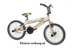 Jongens crossfiets Altec Army 20 Inch | bestel gemakkelijk online op Fietsen-verkoop.nl