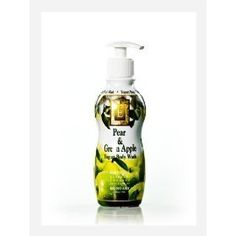 Eminence Pear and Green Apple Yogurt Body Wash, 8.4 Ounce by Eminence Organic Skin Care. $29.30. Designed to clean and nourish skin. Increases elasticity and balance skin. Rejuvenates and revitalizes skin. Eminence Organics Pear & Green Apple Yogurt Body Wash(8.4 oz./250 ml)Benefits Great for all skin typesDesigned to clean and nourish skin while rejuvenating and revitalizing Balances skin tone and increases elasticity Features Pear which has bioflavonoids, hydroxycinn...