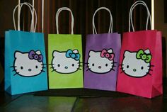 Bolsa de regalo kitty