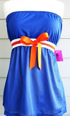 GATORS- not that I would wear gator colors but @tracycampbell you can :)