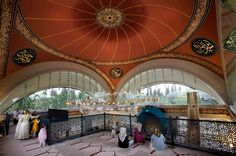 The most modern mosque in Turkey. by Zeynep Fadillioglu  Sakirin Camii