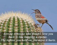 Loving Someone Who Doesn�t Love You Back Is�