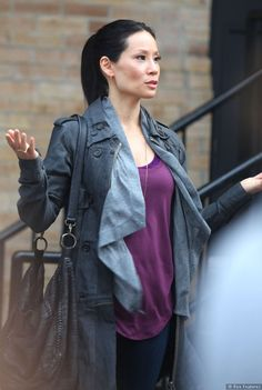 "Lucy Liu as Watson, ""Elementary"""