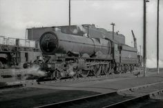 6000 King George V at Old Oak Common in' 62 | by Fotorus
