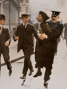 Why Emmeline Pankhurst quote on women rights is still relevant today Women In History, British History, World History, American History, History Pics, Women Rights, Great Women, Amazing Women, Les Suffragettes