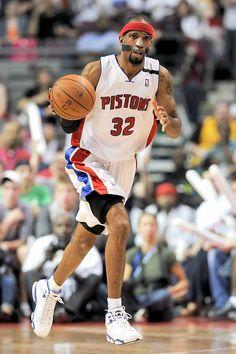 Richard Hamilton : All-time Detroit Pistons