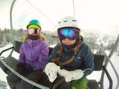 #snowboarding #girls