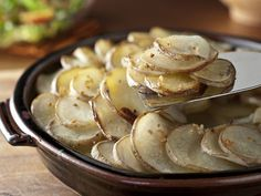 Low sodium garlic potatoes...yummy for Easter.