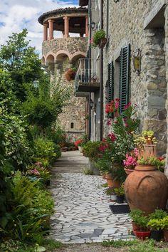 Tuscany - Castiglione di Garfagnana